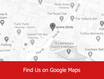 Text Find Active Smile on Google Maps